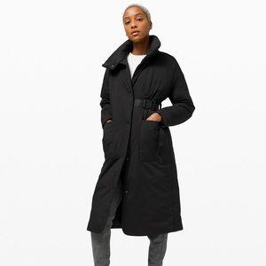 Lululemon Pure Puff Jacket *Long - Black